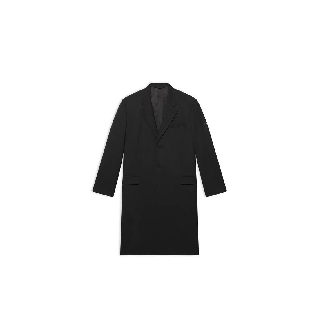 Display zoomed version of hybrid blazer coat 1