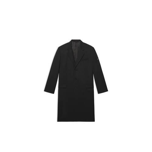 abrigo híbrido tipo «blazer»
