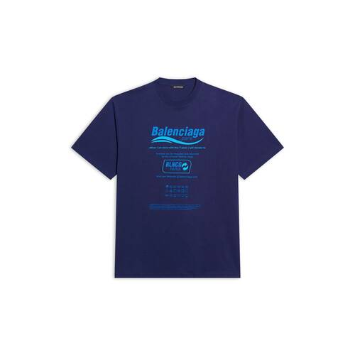 dry cleaning boxy t-shirt