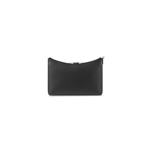 hourglass men pouch with handle