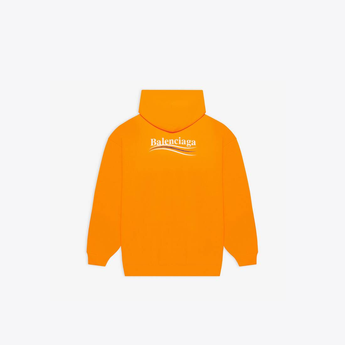 Display zoomed version of political campaign medium fit hoodie 2