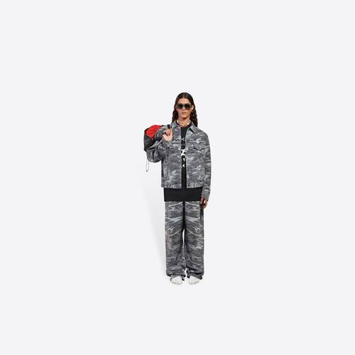 large fit jacket