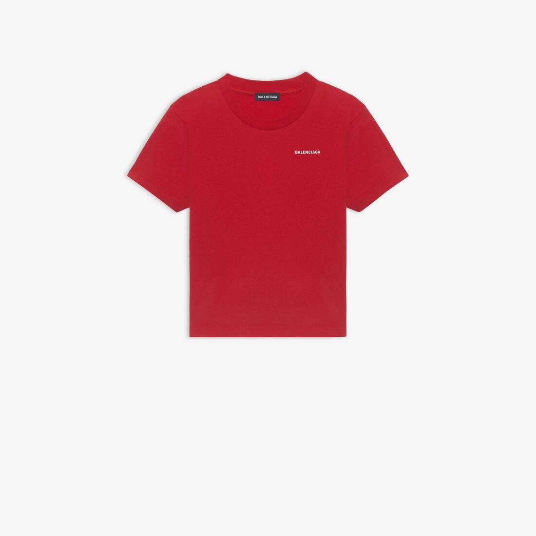 Display zoomed version of camiseta balenciaga - niños 1