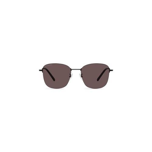 invisible square 선글라스