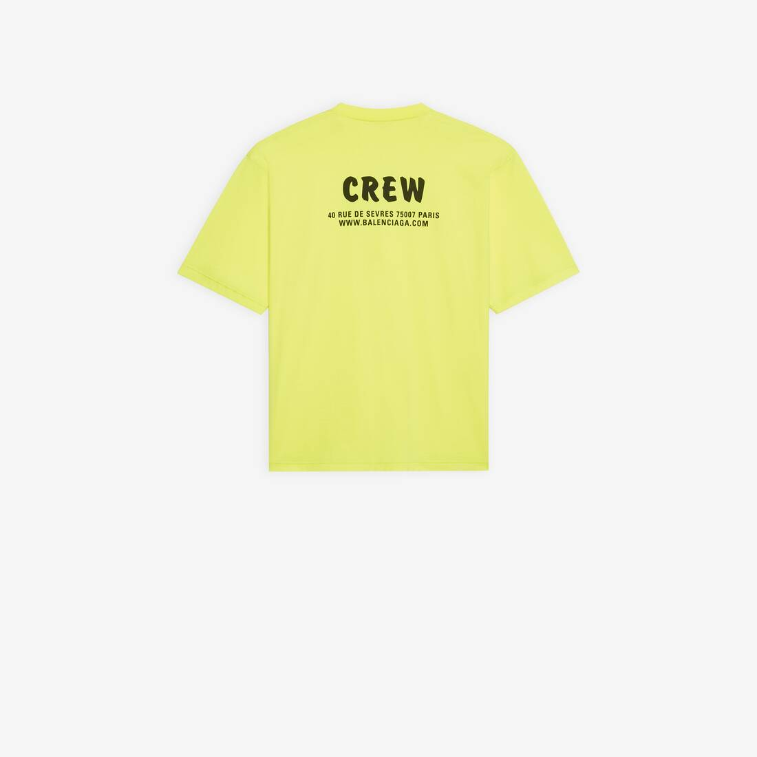 Display zoomed version of crew large fit t-shirt  2