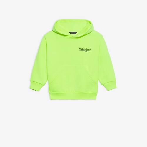 kids - political campaign hoodie