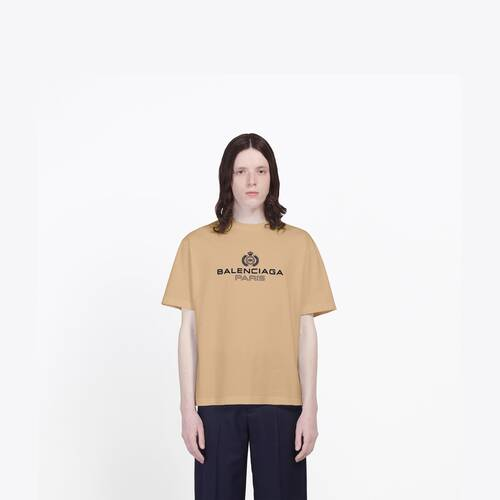 t-shirt fit regular balenciaga paris