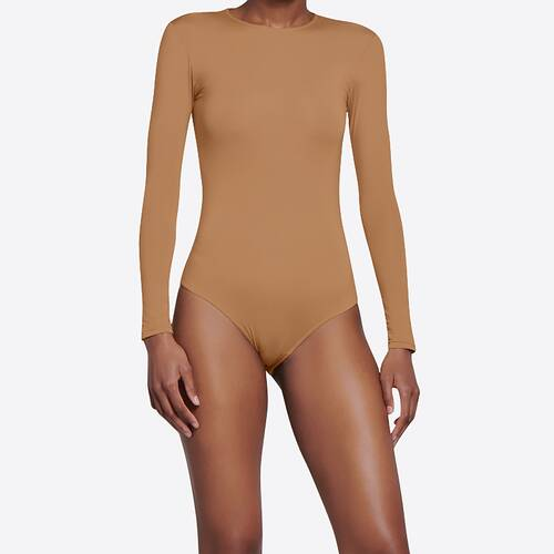 body long sleeve top