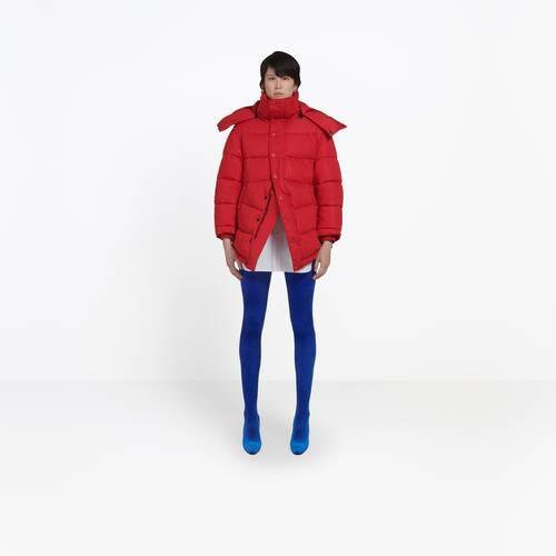 new swing puffer jacket