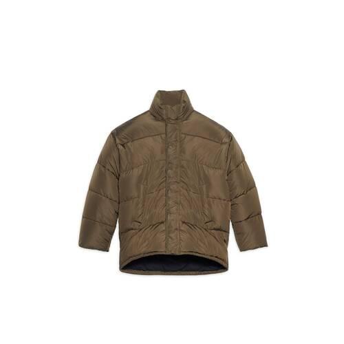 veste cocoon puffer