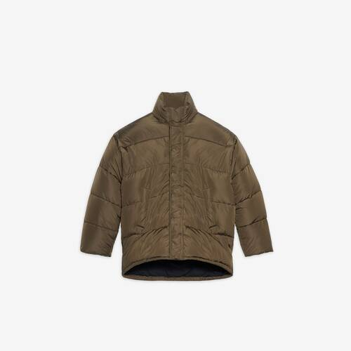 cocoon 퍼퍼 재킷