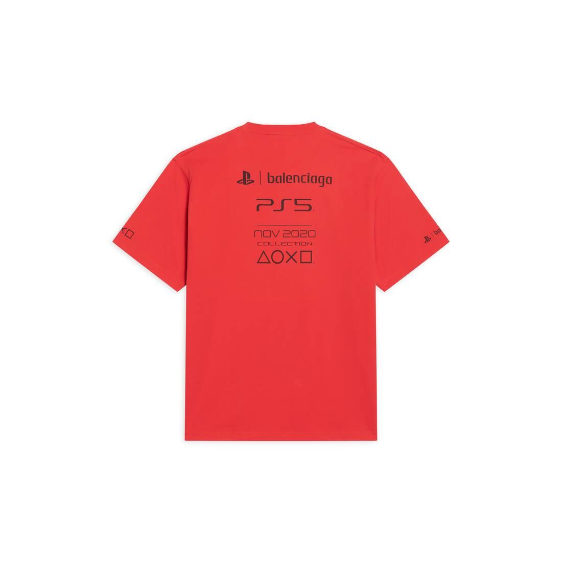 Display zoomed version of playstation boxy t-shirt 2