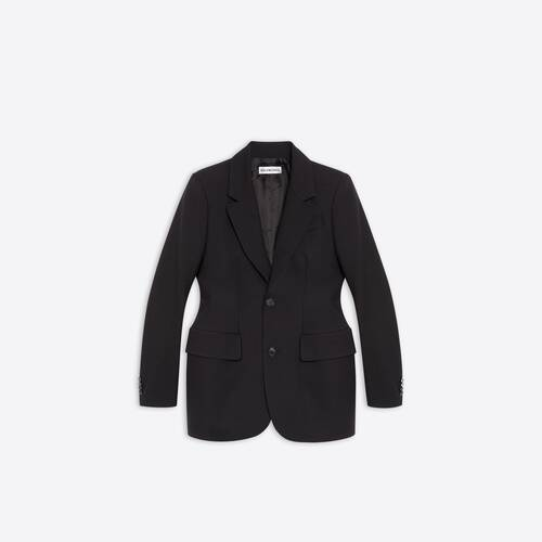 hourglass jacket