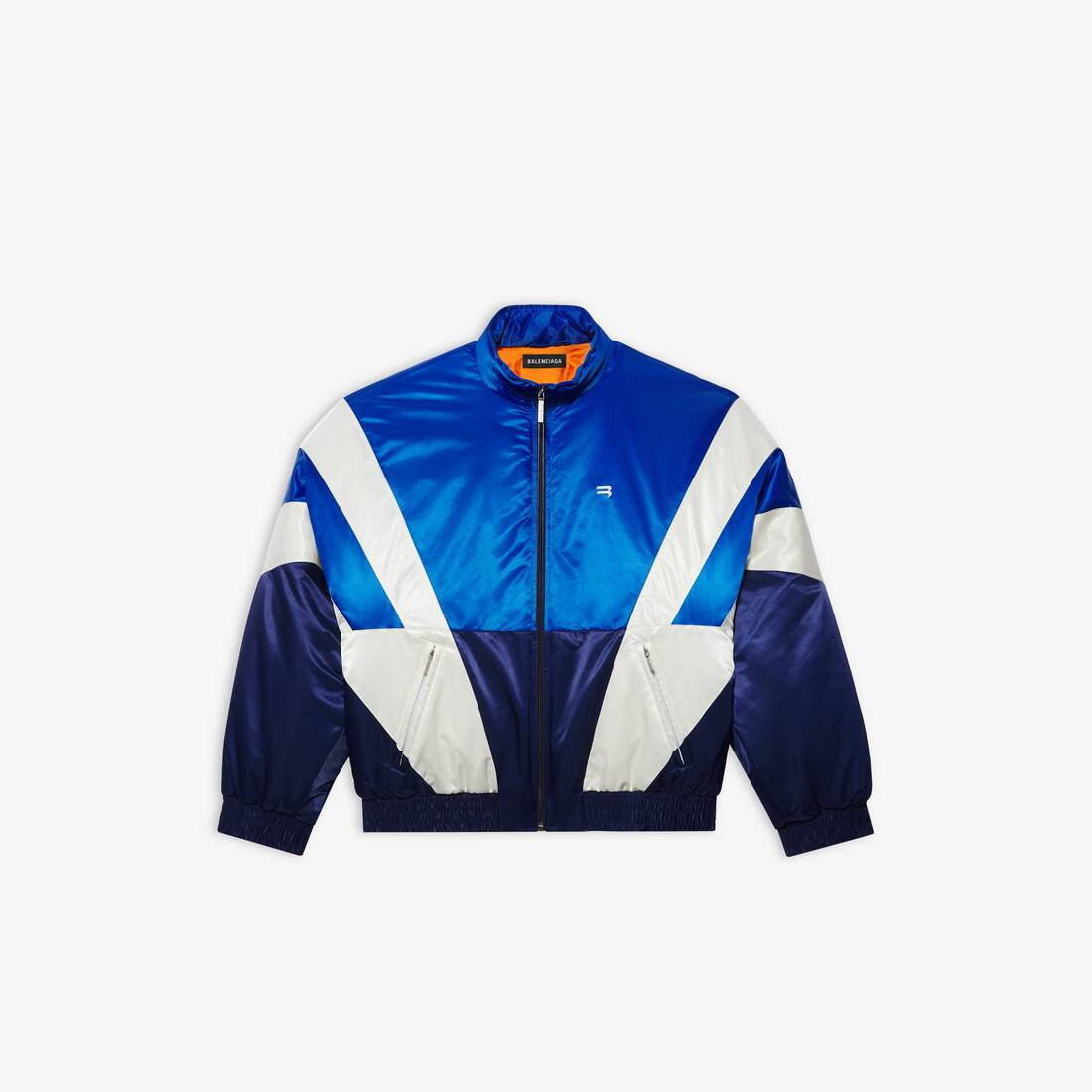 Display zoomed version of padded tracksuit jacket 1