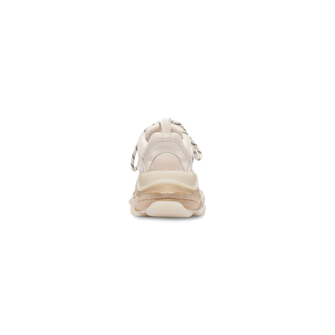 Display zoomed version of triple s clear sole 2