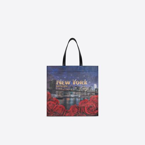 borsa tote shopper media a tracolla