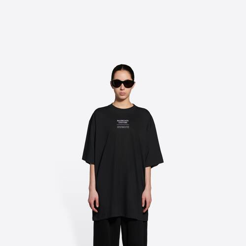 couture boxy tシャツ