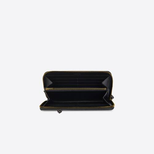 neo classic continental wallet