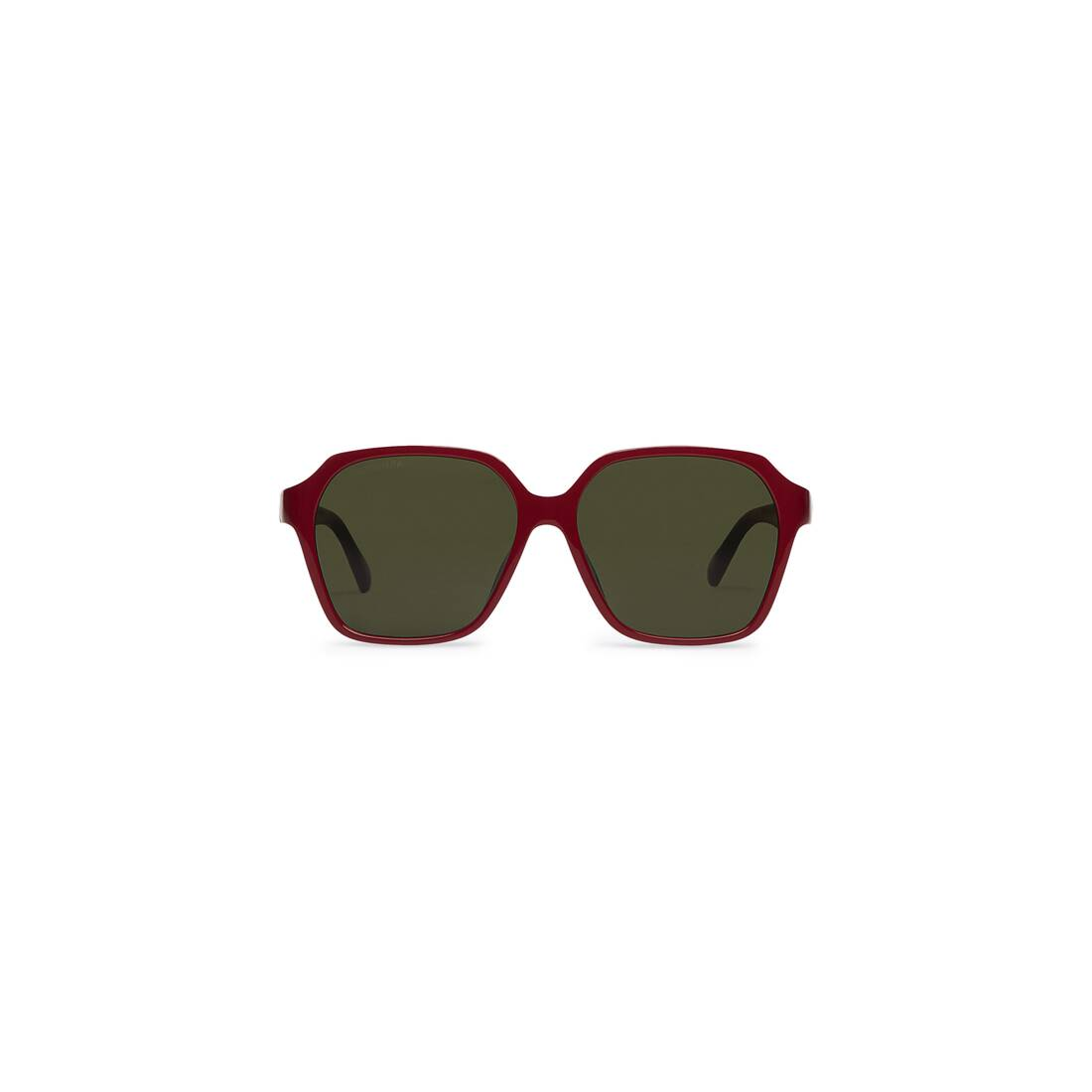 Display zoomed version of side square sunglasses 1
