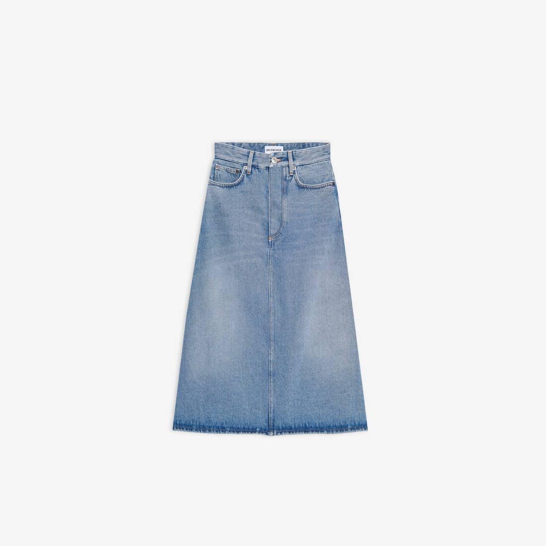 Display zoomed version of 5 pocket skirt 1