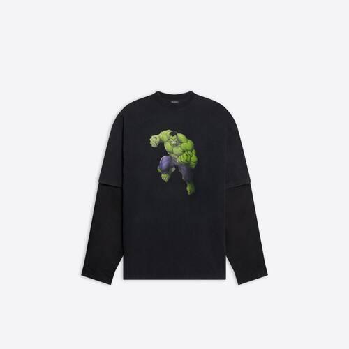hulk©2021marvel layered t-shirt