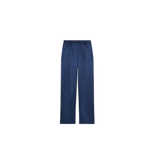 pantalon pajama allover logo