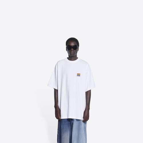 lgbtq boxy t-shirt