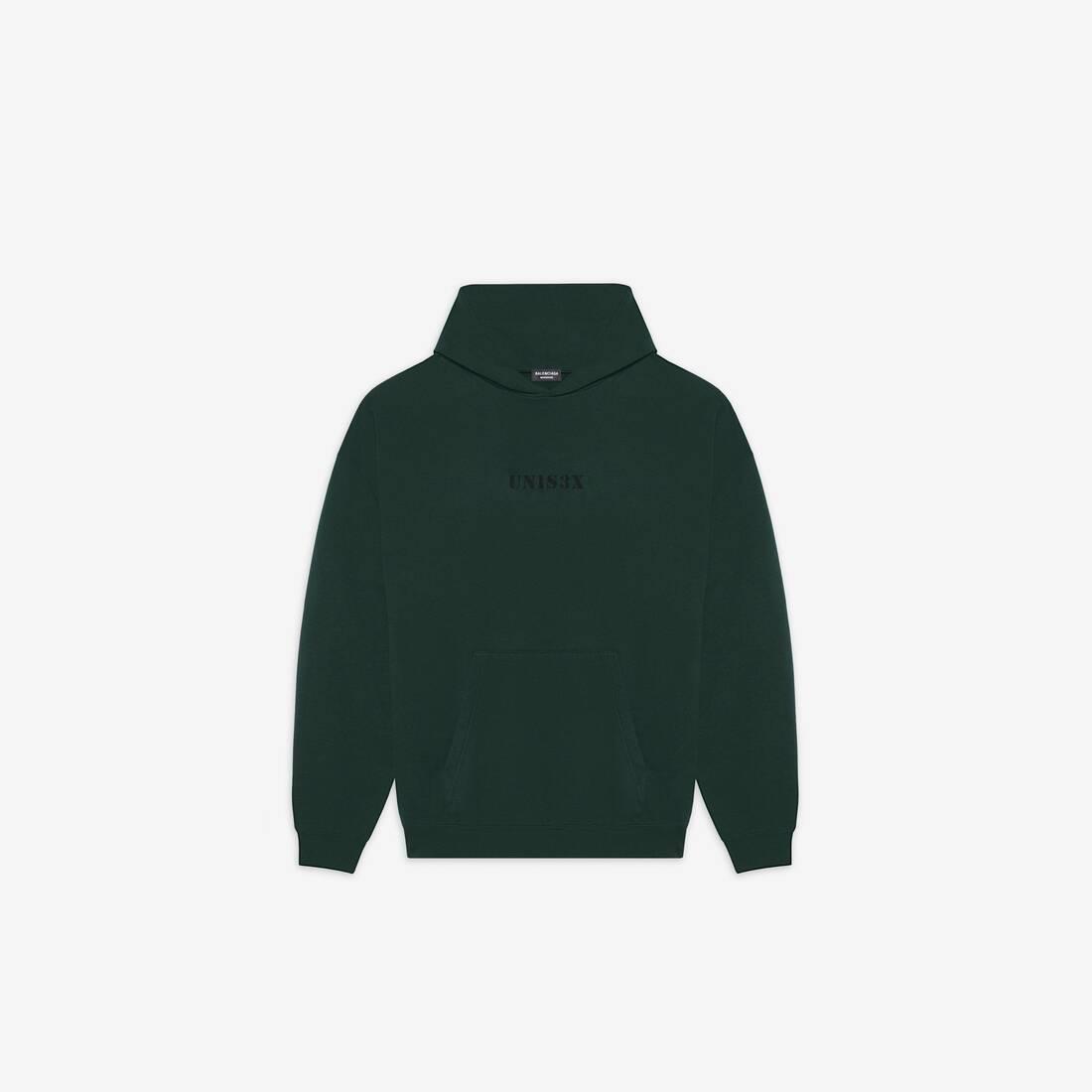 Display zoomed version of unisex large fit hoodie 1