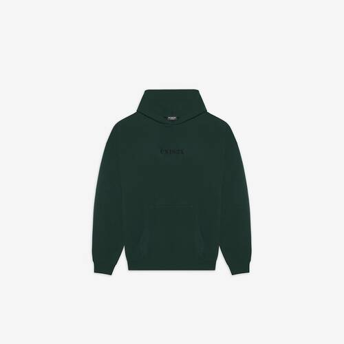unisex large fit hoodie