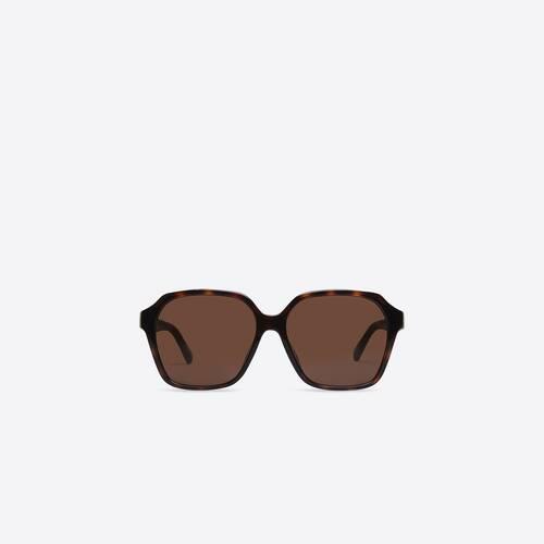 side square sunglasses