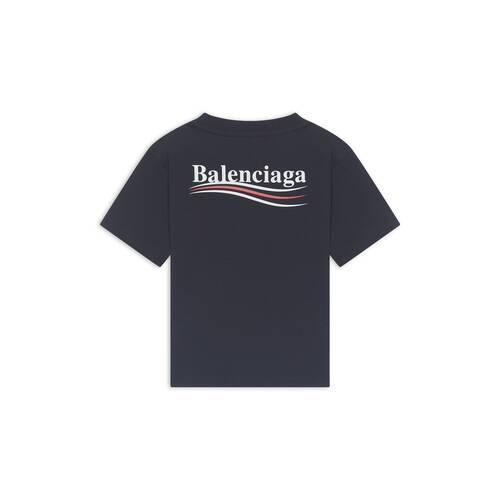 camiseta political campaign - niños