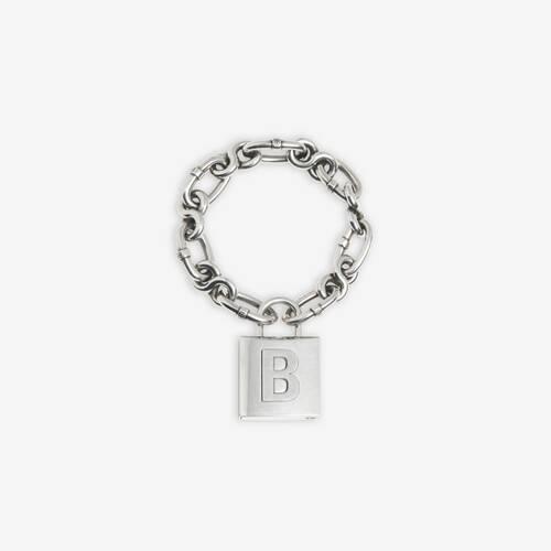 lock chain 브레이슬릿