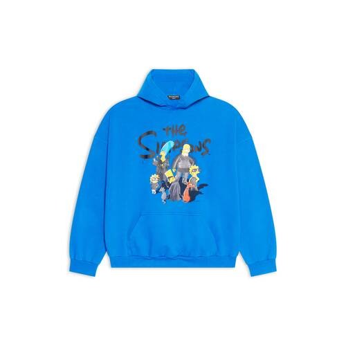 the simpsons tm & © 20th television hoodie wide fit