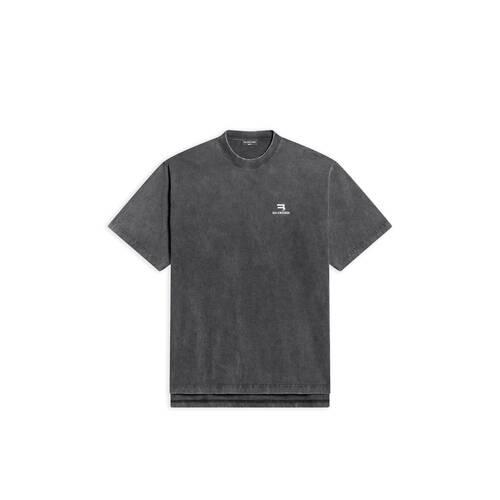 sporty b slit t-shirt