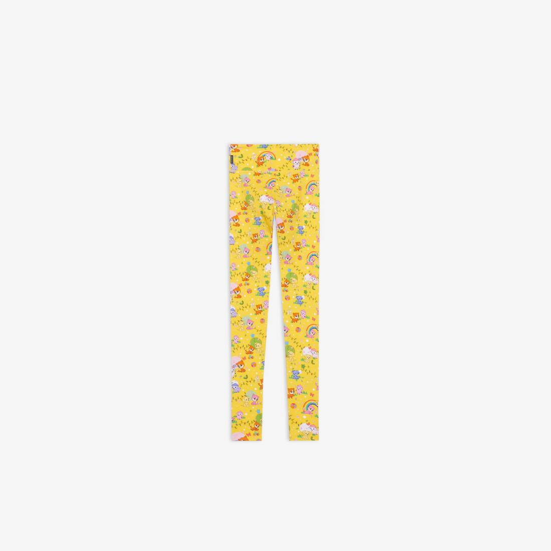 Display zoomed version of puppies and friends stretch leggings 2