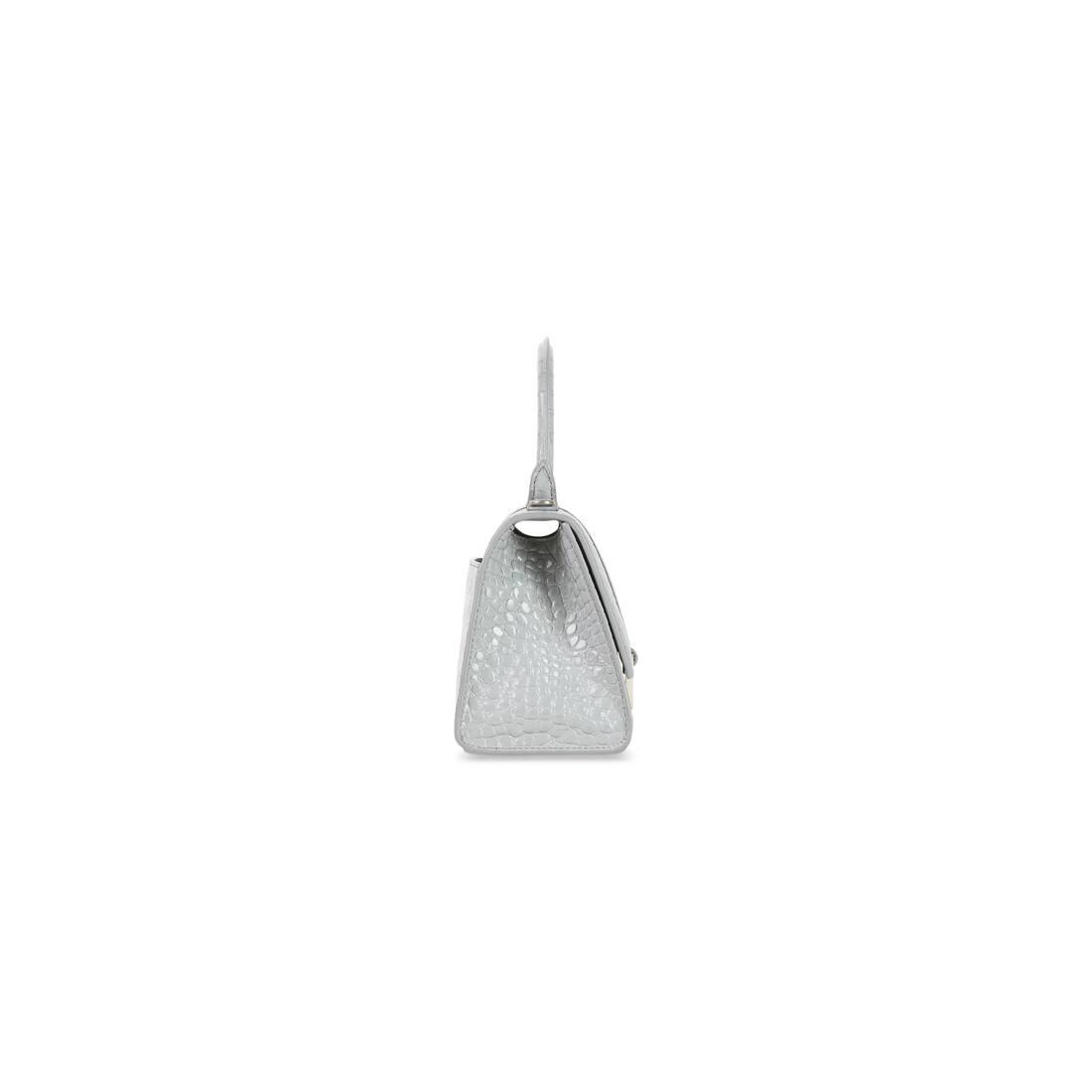 Display zoomed version of hourglass kleine top handle bag 3