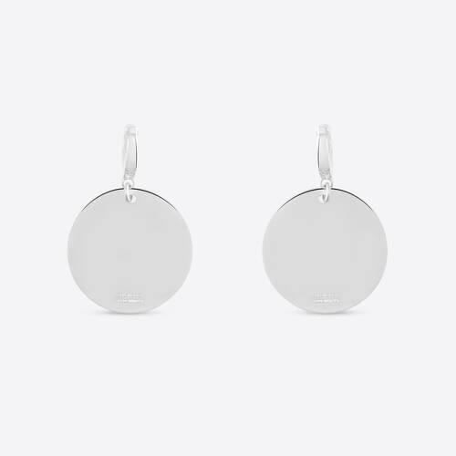 love token earrings