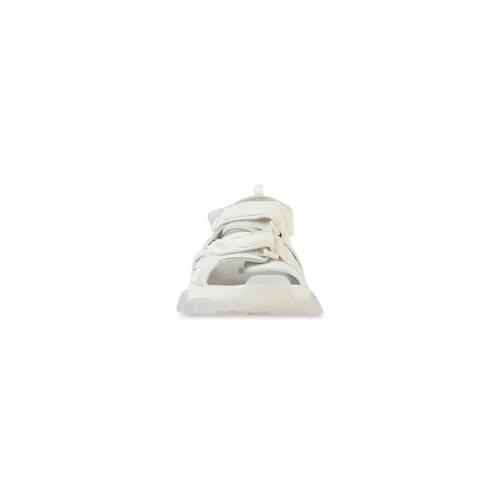 sandali track clear sole
