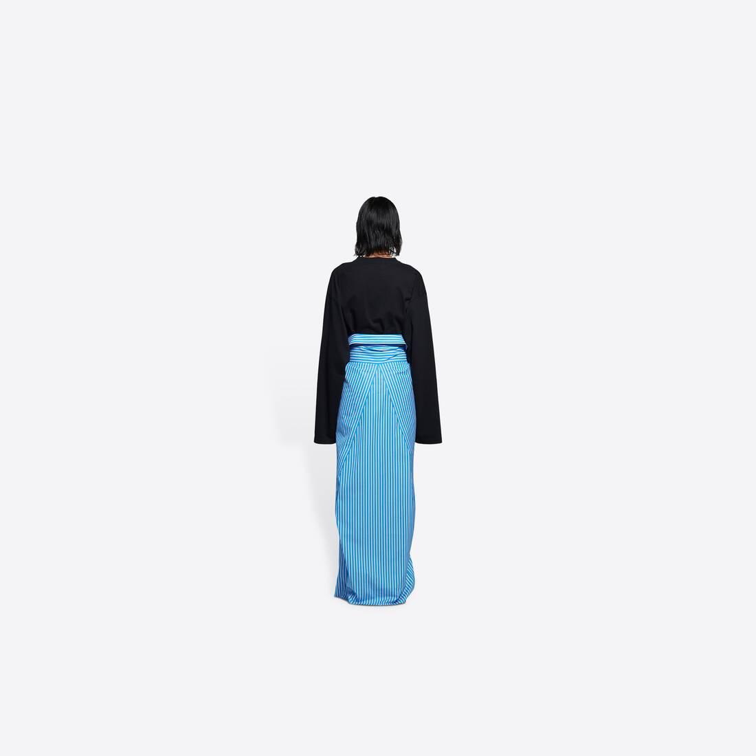 Display zoomed version of shirt dress skirt skirt 5