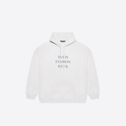 fashion week flatground hoodie