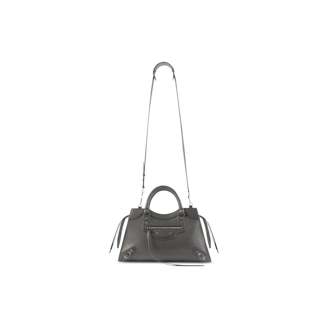Display zoomed version of neo classic medium top handle bag 4