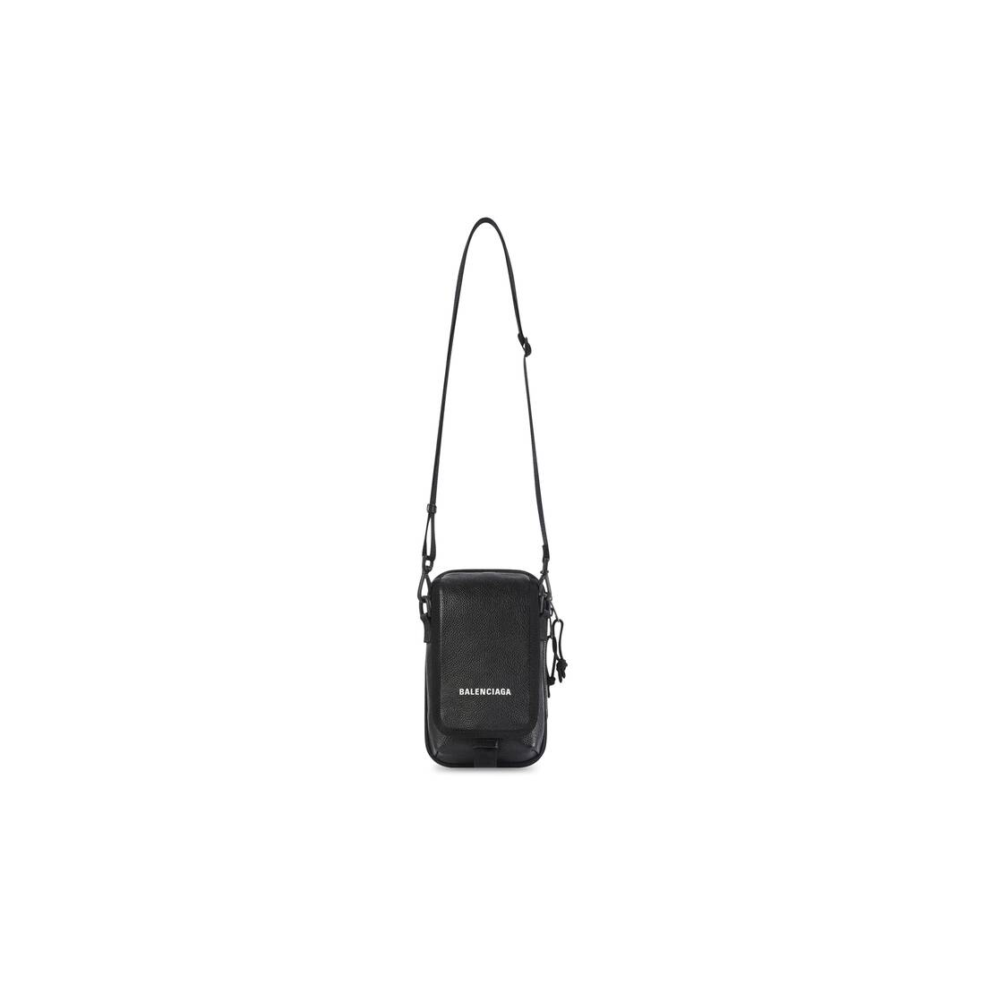 Display zoomed version of explorer small crossbody pouch 4