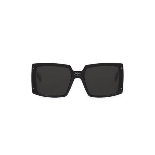 lunettes de soleil shield square