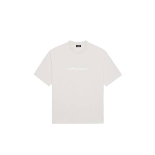 new copyright ミディアムフィット tシャツ