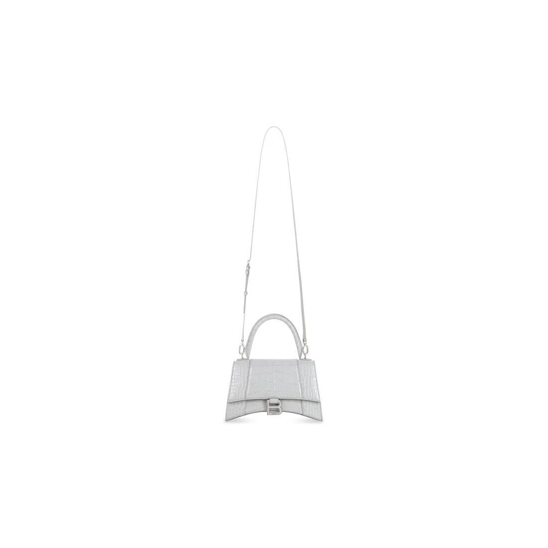 Display zoomed version of hourglass kleine top handle bag 4