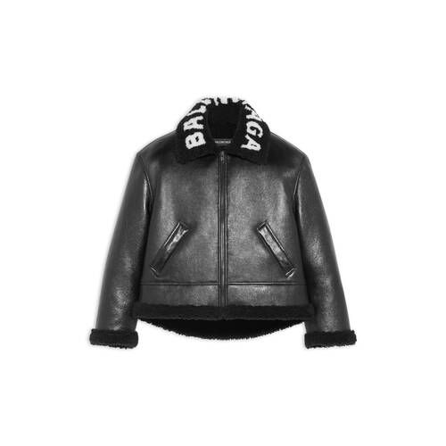 cocoon aviator jacket