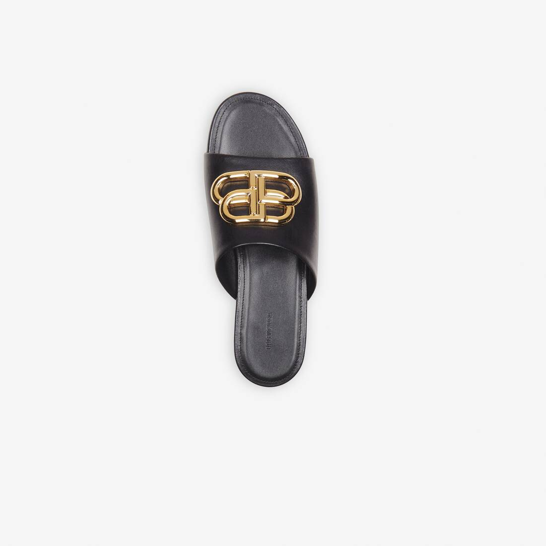 Display zoomed version of oval bb mule sandal 5