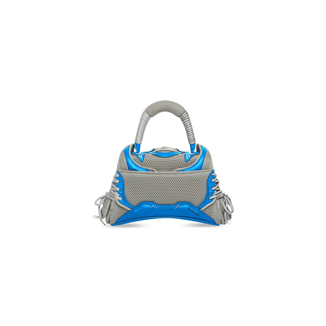Display zoomed version of sneakerhead small top handle bag 2