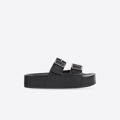 mallorca platform sandal
