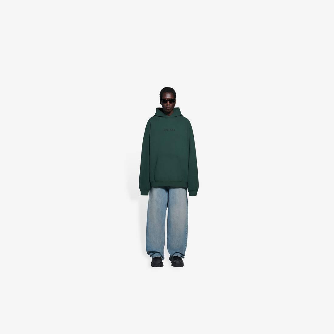 Display zoomed version of unisex large fit hoodie 6